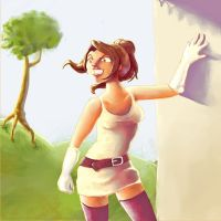 Silph gets to the neighborhood by nisaza