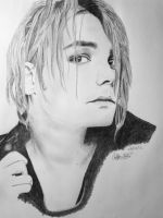 Gerard Way by troubledthoughts182