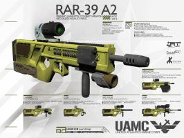 RAR-39 A2 Concept pt1 4:3 Desktop by qwertyDesign