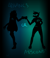Scourge Sisters by JackleRules