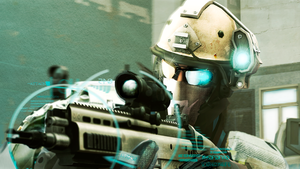 Ghost Recon: Future Soldier in TF2 style by RussianBear2345