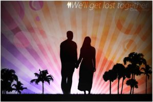 We'll Get Lost Together by Cre5po