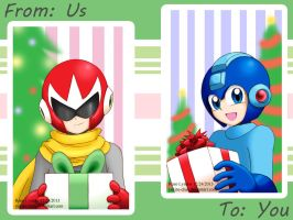 RMN - Shadow's Secret Santas by yukito-chan