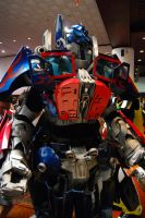 TGS Con 2010 - Optimus Prime by Constrictorz