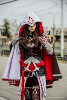 Assassin's creed cosplay by Zvezdakris