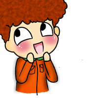 Pervy Jewfro Kyle by Cupcake-Queen-Liz