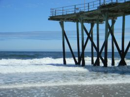 Pier Left Side by ToInfinityAndBey0nd