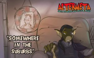Altermeta - Somewhere in the Suburbs by Noben