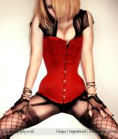 Corset lust II by aka-photography-uk