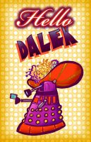 Hello Dalek by raisegrate