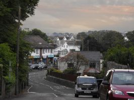 An Evening in Boverton by Kevin-Welch
