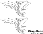 Wings Base by NELIP0T