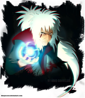 Jiraiya the gallant by khayeceee