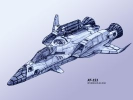 XF-151 by TheXHS