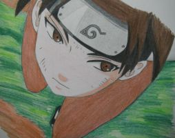 Tenten - Naruto Shippuden by rossparsons