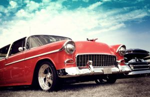 55 Bel Air Wagon by FrancesColt