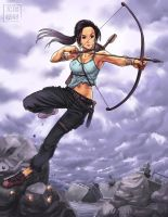 Tomb Raider Reborn by ShinRyuShou