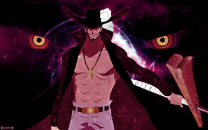 Hawk Eyes, Mihawk by unspoken4eva