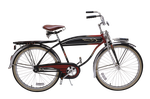 Vintage Bike png by AbsurdWordPreferred