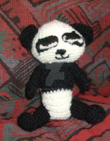 Pandy Plushie 'Vers 2' by Bela1334