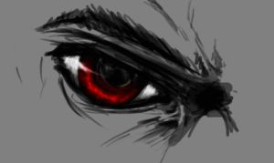 Eye by Shayrma