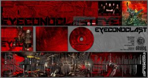 Eyeconoclast: CD-Artwork and Logo by FabioListrani