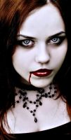 Vampire Angela-Deadly Beauty by Darkest-B4-Dawn