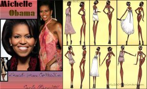 Michelle Obama Complete Collection by carly2009