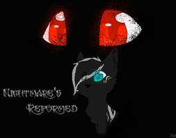 Nightmare's Reformed -Title Page- by Rainbow-Lava