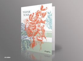 Thank You Card... by e-Zoghby