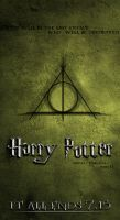 Harry Potter poster by Anjunabeats9