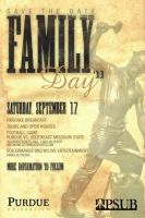 Family Day Handbill by rink05