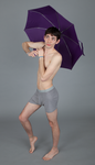 Prince Karl's Fantastic Umbrella - Pose Reference by SenshiStock