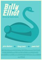 Billy Elliot Poster by W0op-W0op