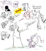 Sketchdumps are random by remnant-imaginations