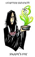 Snape's Pie by zizzy