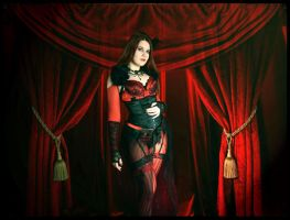 Dancer: Moulin Rouge by InToXiCaTeD-MiNd