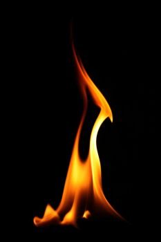 Flame on Fire by Scharx