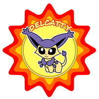 Delcatty Pokedoll tag by LittleMissAntiSocial