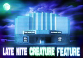 The LNCF's Haunted Theater by thirteenthman