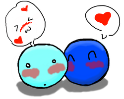 Blobs XD by AzeeraTheNinja