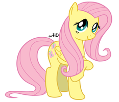 Fluttershy 2 by empty-10
