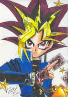 Yugi by victorsk8man