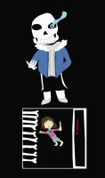 Having a Bad Time! Genocide Route (Undertale #3) by 1Rabbitty1