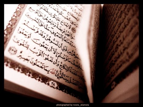 :: holy Quran :: by NooraElamora