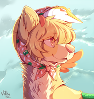 Commission for eellie by VlLHO