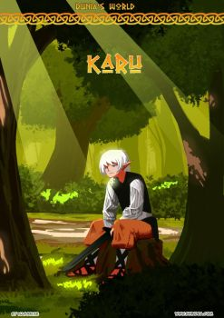 Legends of Dunia: Karu by hoCbo
