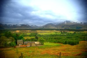 The Highlands by galgolan