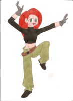Kim Possible by animequeen20012003