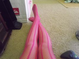 pink tights!!! by shayeshortyy
